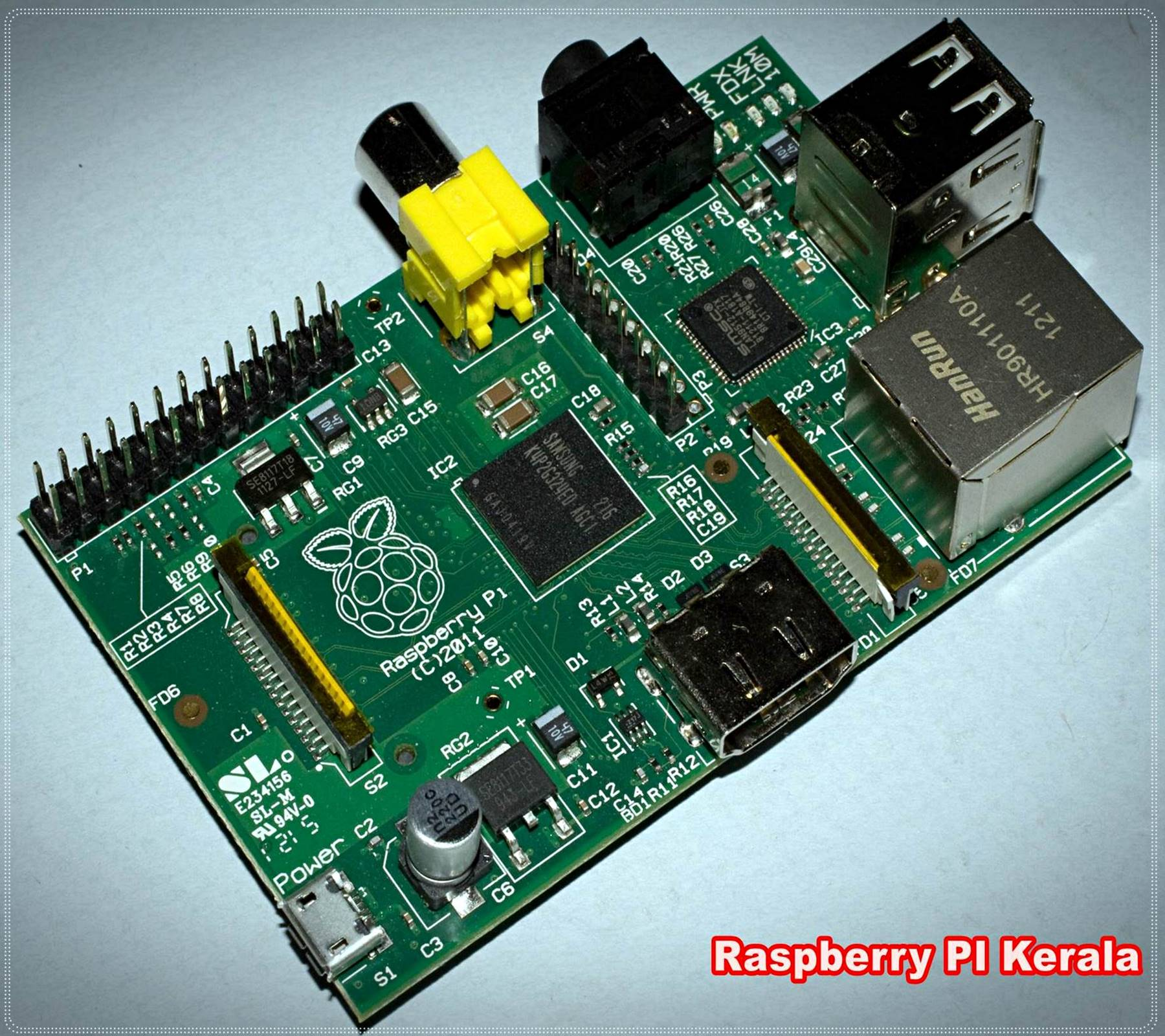 FireFox OS on Raspberry Pi Board | Vigneshwer Dhinakaran